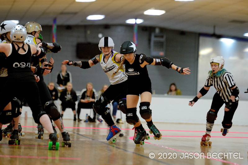 CRG Takes the Win Over West Virginia