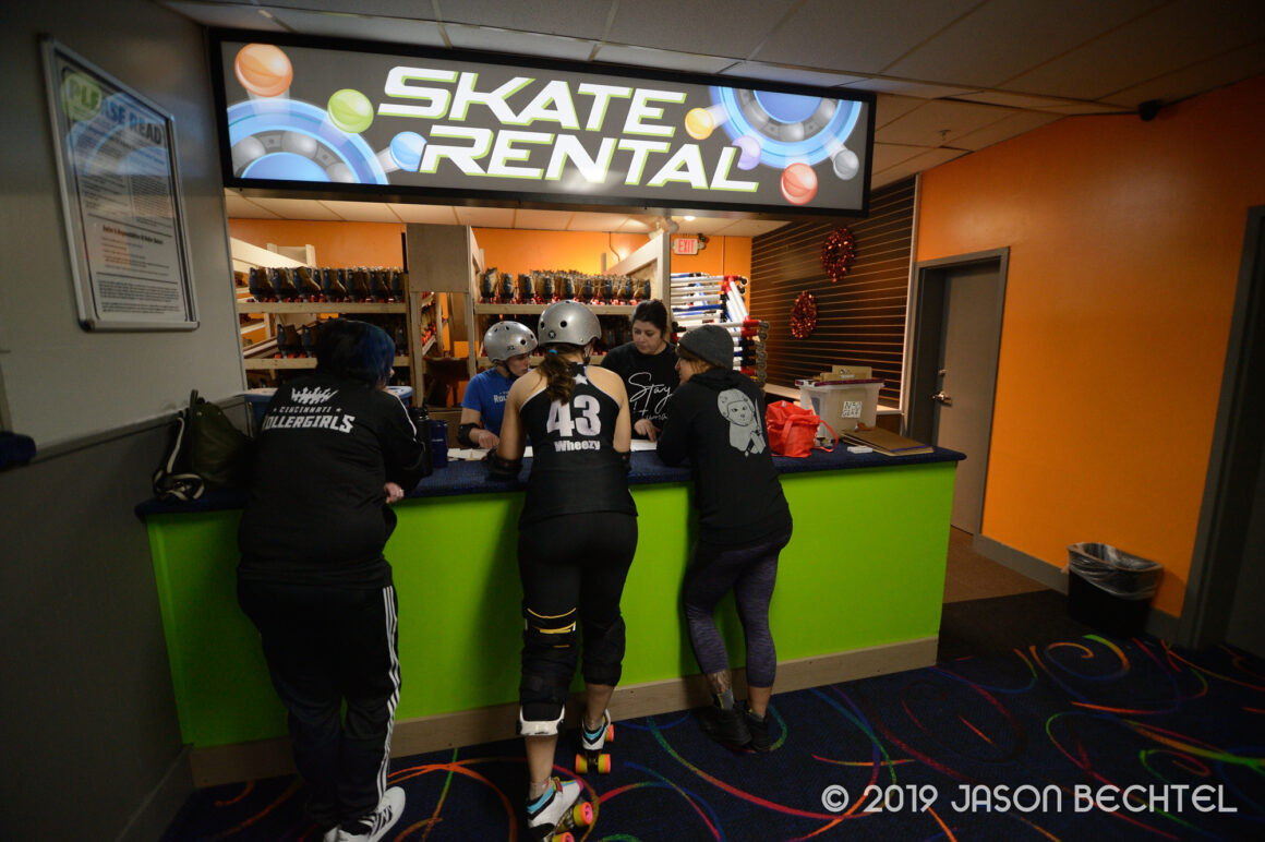 So you want to learn to roller skate during a pandemic